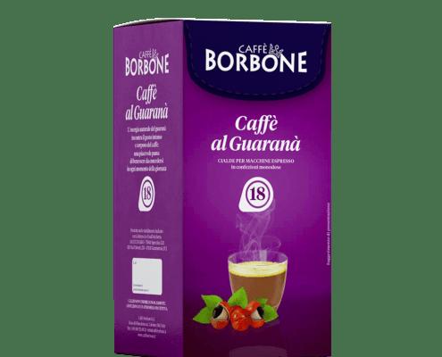 Cialde compostabili ESE 44mm Caffè Borbone Caffè al Guaranà