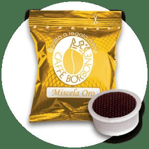 Capsule compatibili con macchine a marchio Lavazza Espresso Point Miscela Oro