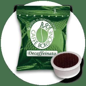 Capsule compatibili con macchine a marchio Lavazza Espresso Point Miscela Verde