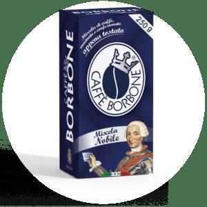 Macinato Caffè Borbone Miscela Nobile 250g