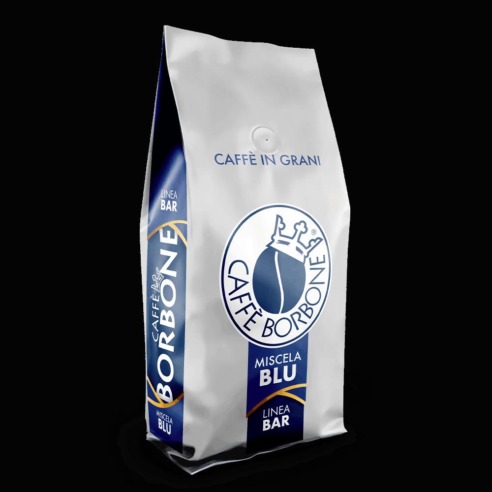 Caffè in Grani Miscela Blu Caffè Borbone
