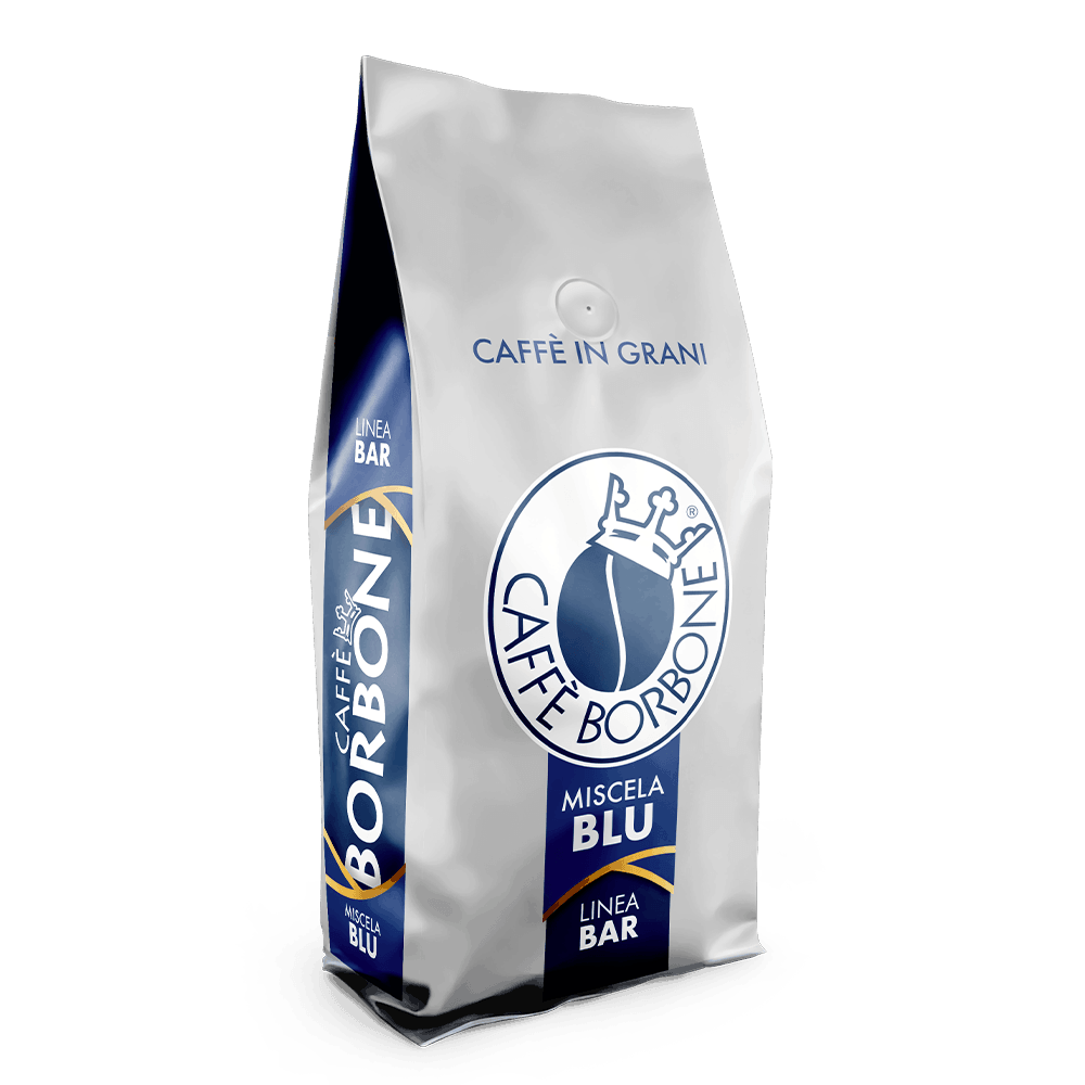 Caffè in grani miscela blu Linea Bar