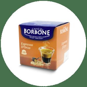 Capsule compatibili con macchine a marchio Nescafè Dolce Gusto Espresso d'Orzo