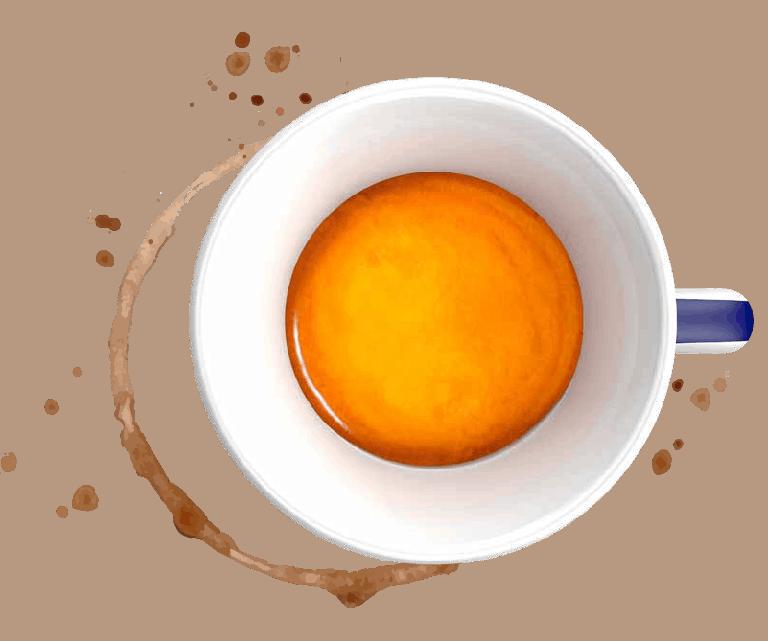 Tazzina Caffè Borbone