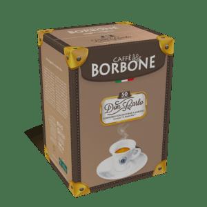 Capsule compatibili con macchine a marchio Lavazza A Modo Mio 50 caffè