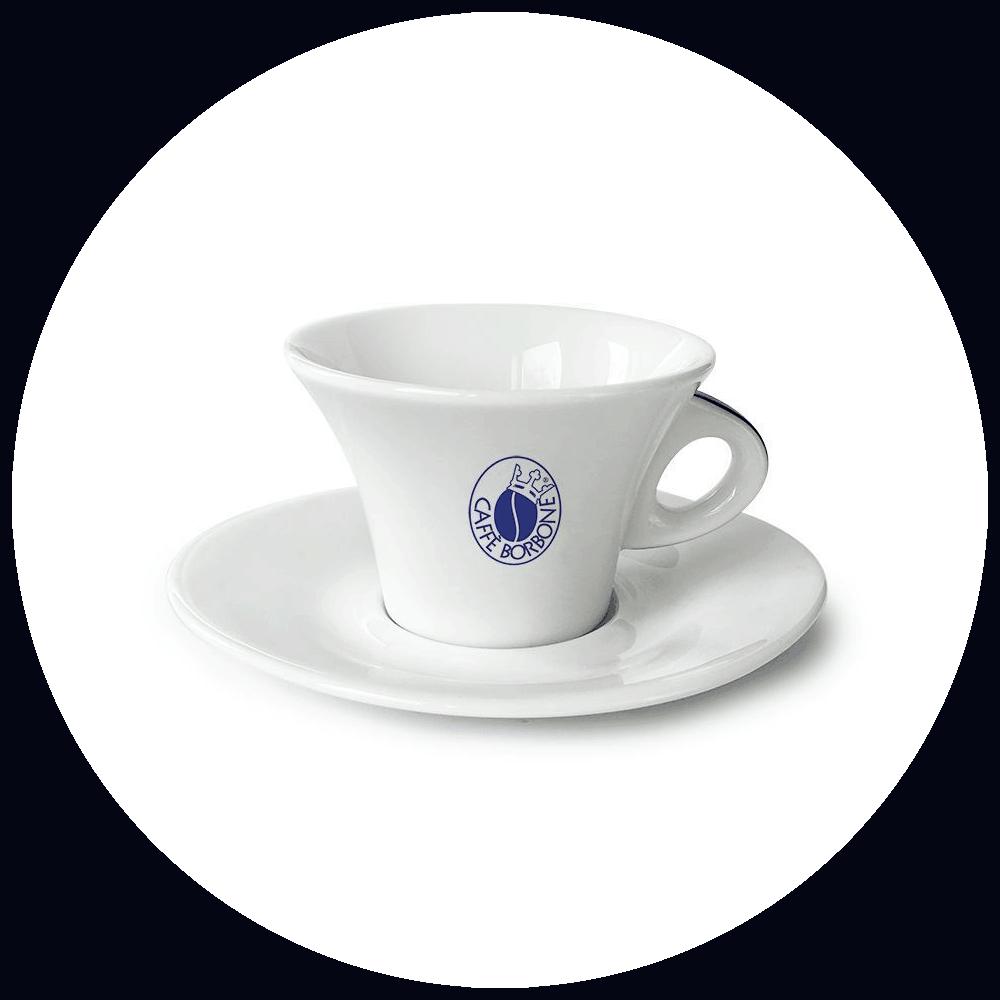 Tazza cappuccino - Caffè Borbone
