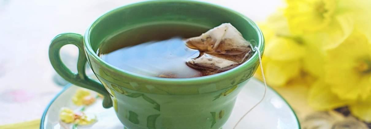 Tè verde contro vene varicose