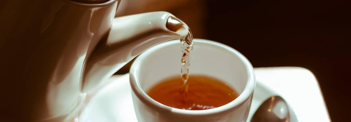 Tè Caffè Borbone