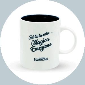 Mug Borbone (6 pezzi)