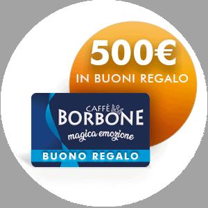 Buono regalo da 500 €