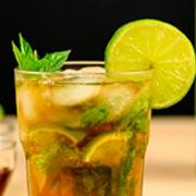 Mojito analcolico al tè verde-caffè borbone-napoli-3