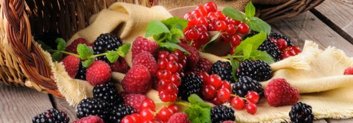 A proposito di frutti rossi